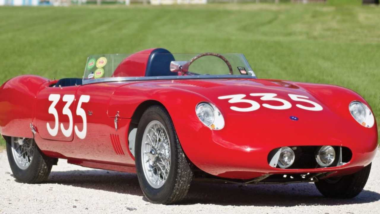 This 1955 OSCA MT4 racer is what Maserati could've been