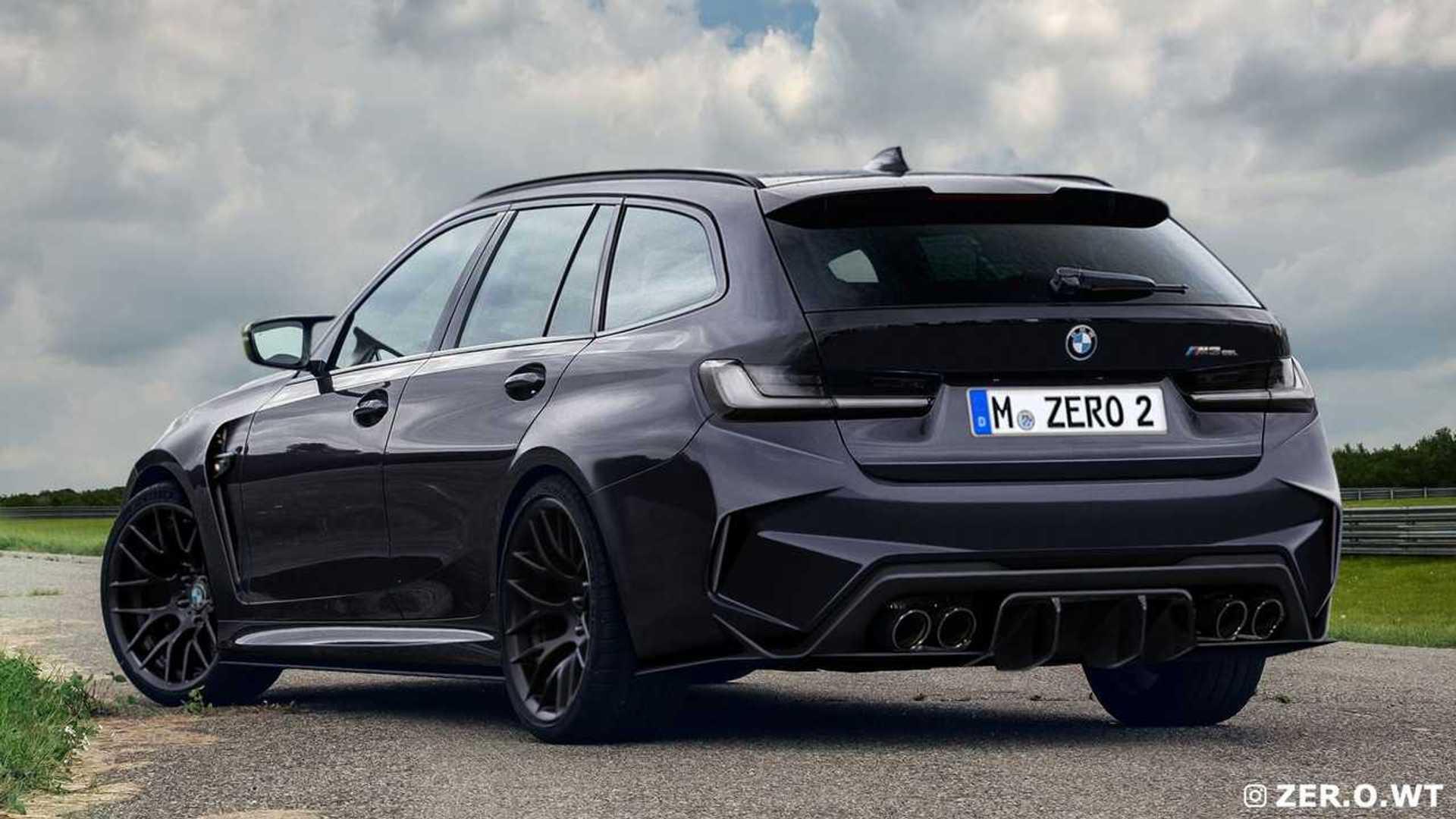 La BMW M3 Touring aurait obtenu le feu vert