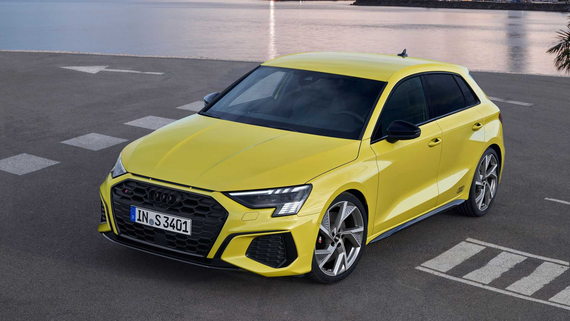 2021 Audi S3 Sportback And Sedan 306 HP 데이다주의 : 클리앙