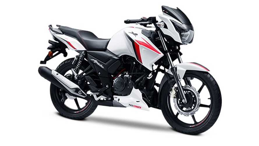 BS6 Blues: Yet Another Price Hike For The TVS Apache RTR 160