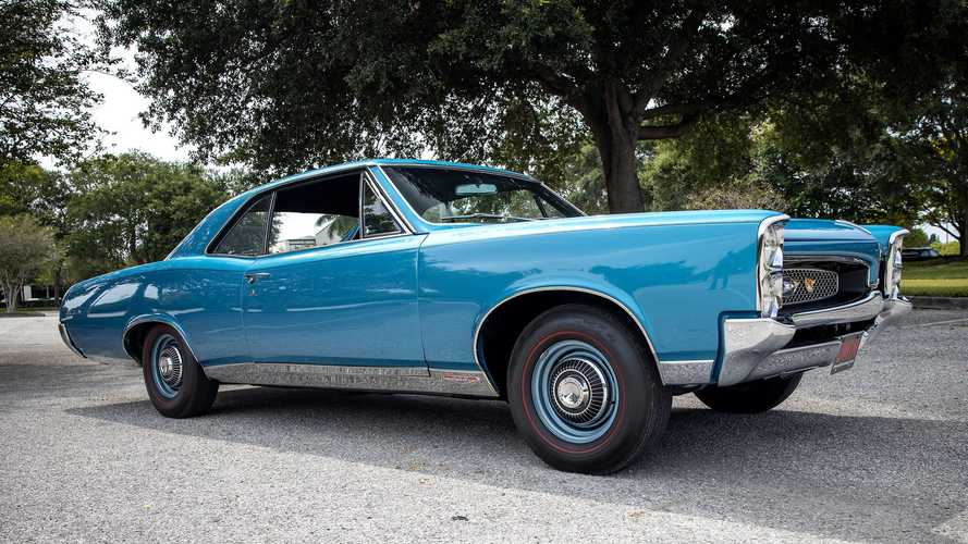 Hurry! Enter Now To Win This Immaculately Restored 1967 Pontiac GTO