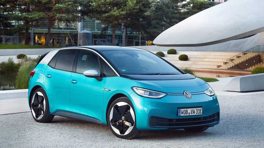 VW ID.3 Boosts Norwegian EV Market Share To New Record In September 2020