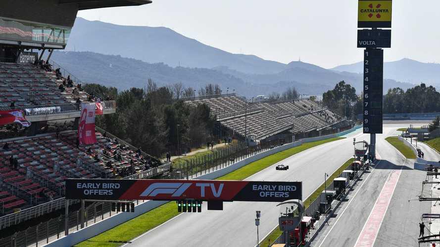 F1: nubi sul GP di Spagna, ipotesi Silverstone-tris