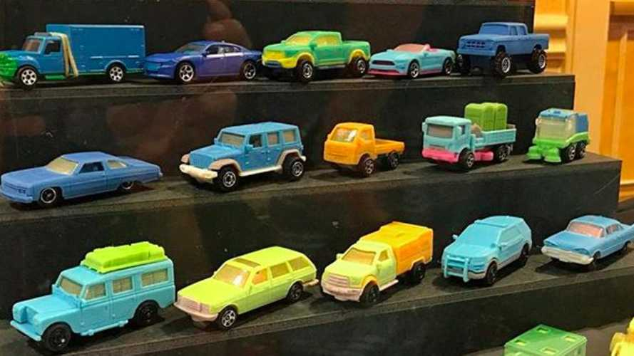 These classic cars are getting a diecast Matchbox release in 2019