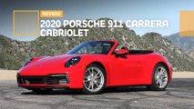 2020 porsche 911 carrera cabriolet review