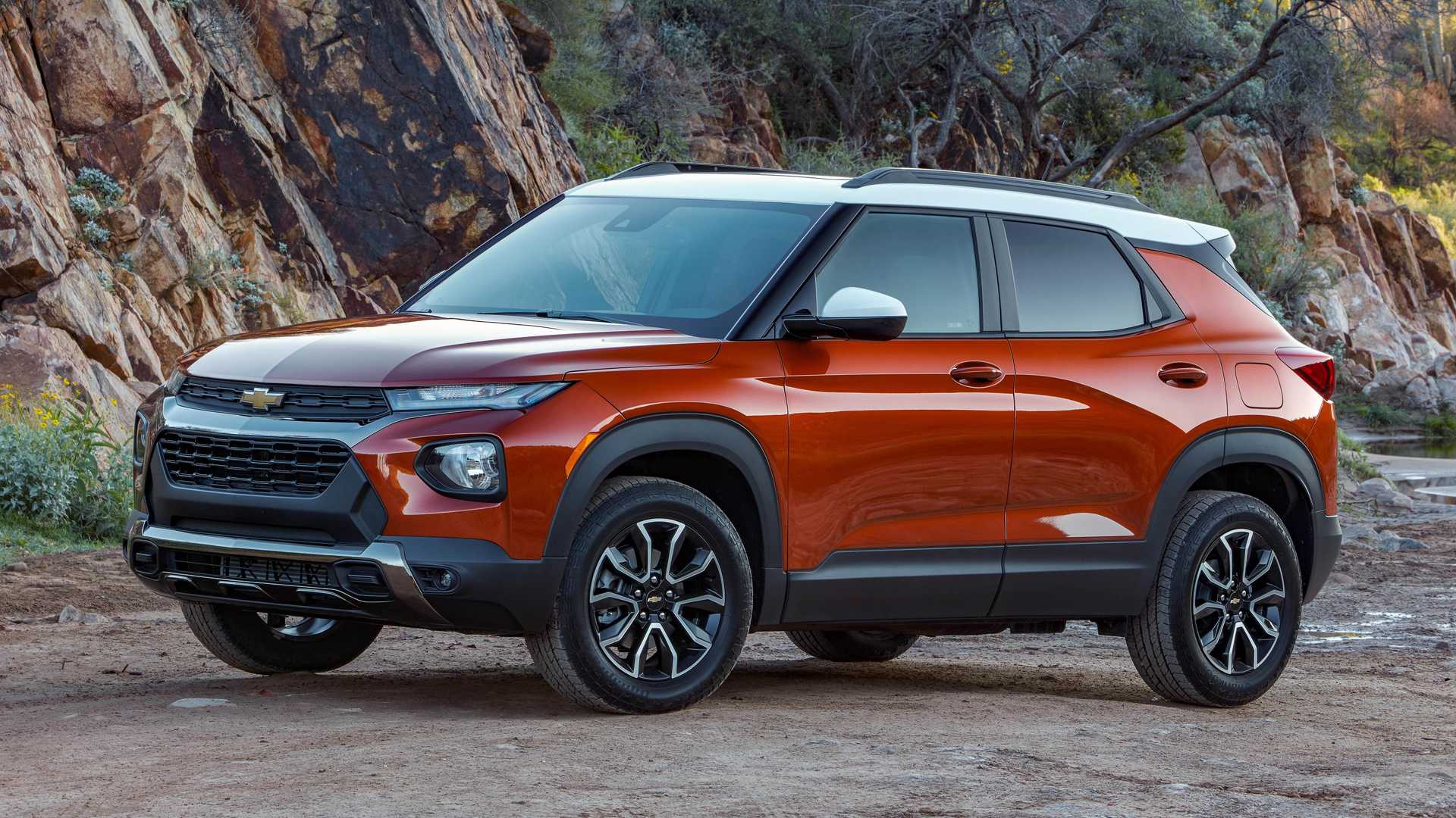 Fastest Selling New Car Right Now Is A Little Chevy Suv
