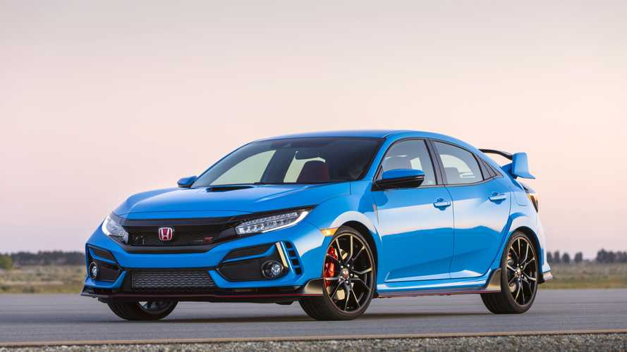 La nuova Honda Civic Type R arriverà nel 2022