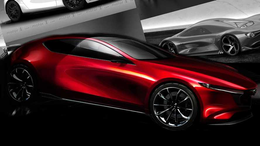 Mazda Designer Breaks Down Our Favorite Renderings