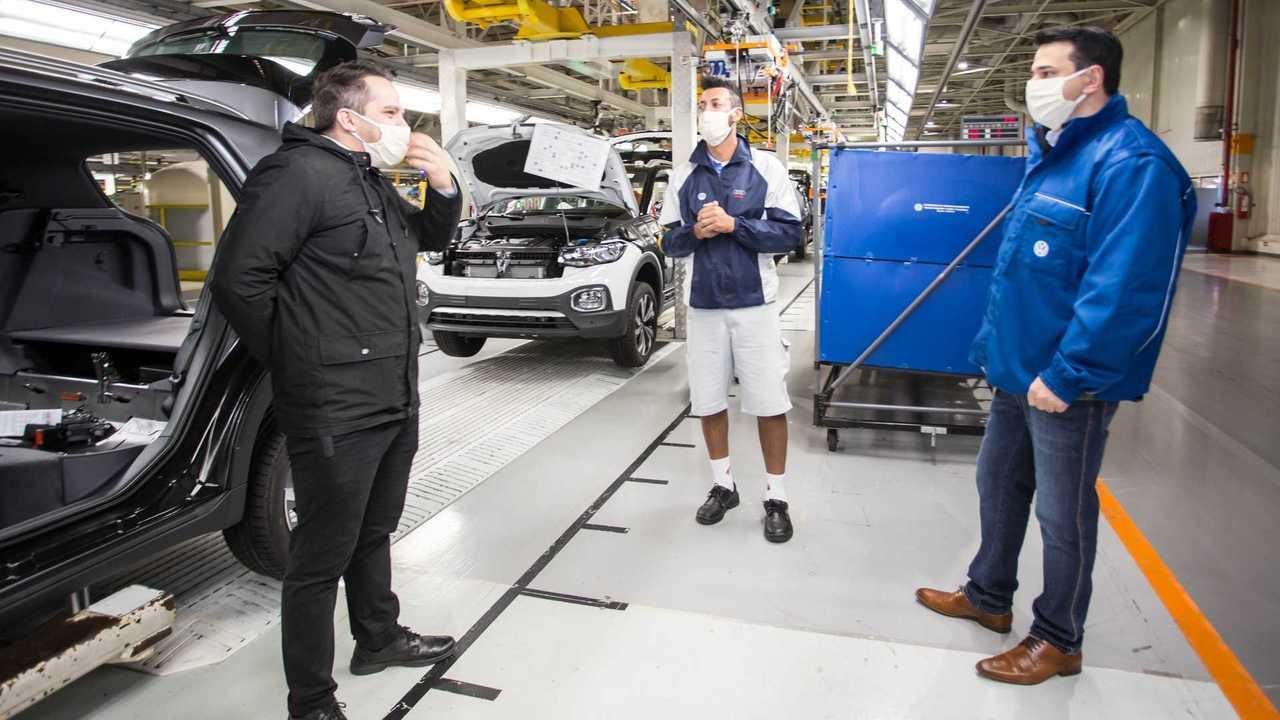 VW São José dos Pinhais (PR)