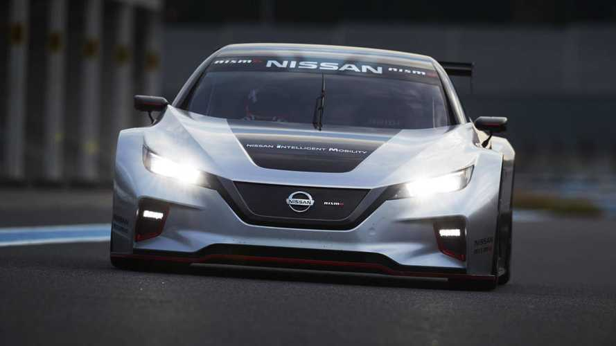 Nissan разогнал Leaf до 100 км/ч за 3,4 секунды