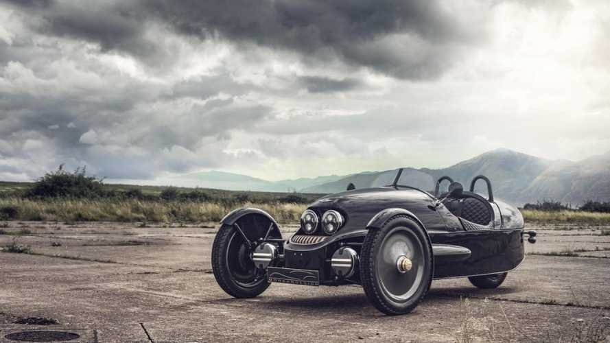 Electric Morgan 3 Wheeler cancelled
