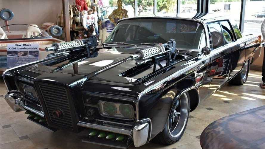 The Green Hornet's Chrysler Imperial is up for sale!