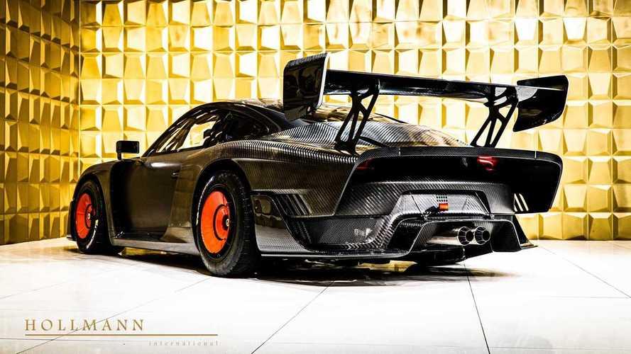 Este espectacular Porsche 935, repleto de carbono, está en venta