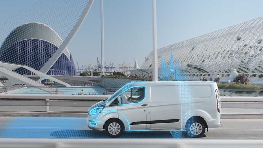Ford PHEV Vans In Europe To Get Geofence Module In Autumn 2020