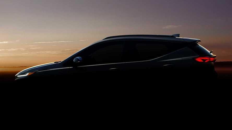 SUV do Chevrolet Bolt tem produção confirmada para meados de 2021