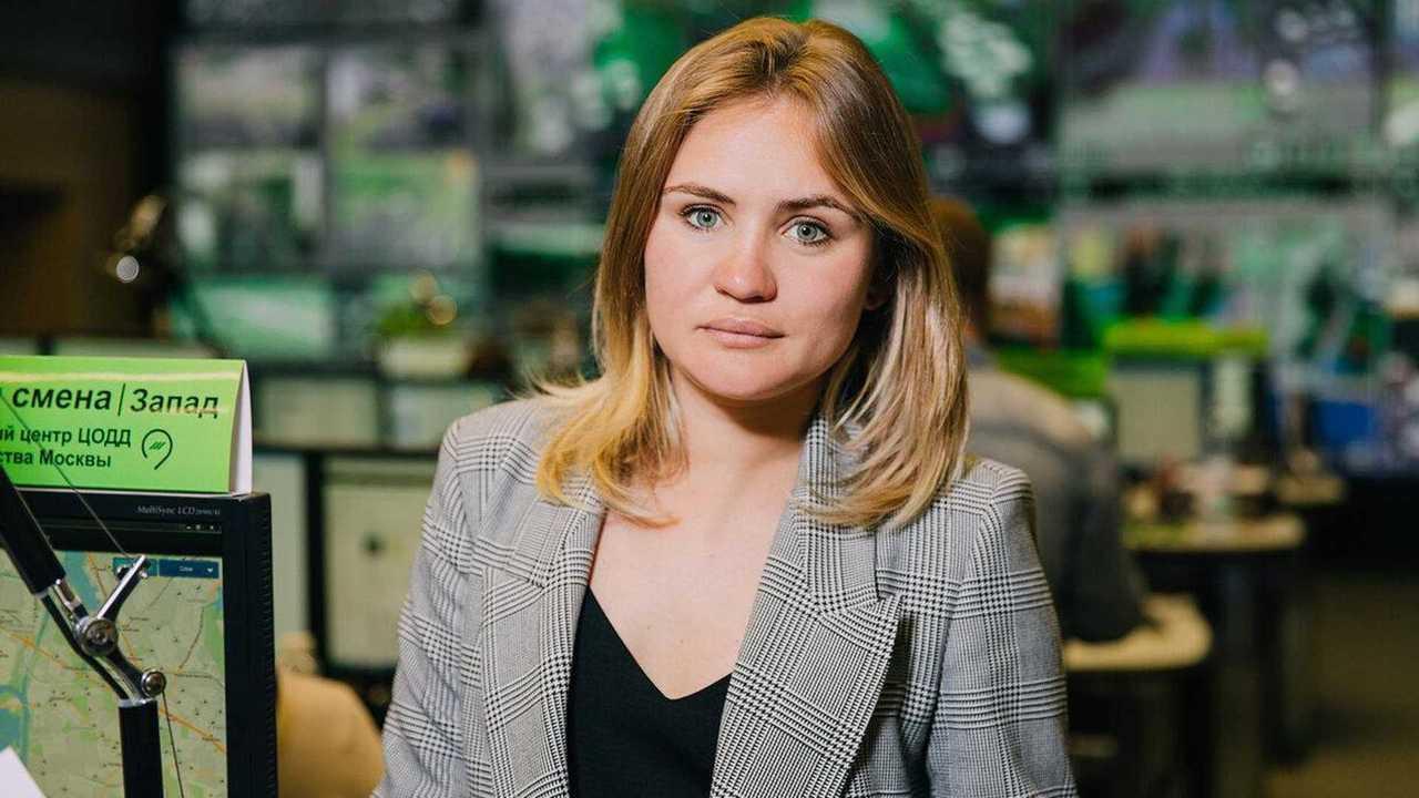 Анастасия Писарь - пресс-служба ЦОДД Москвы