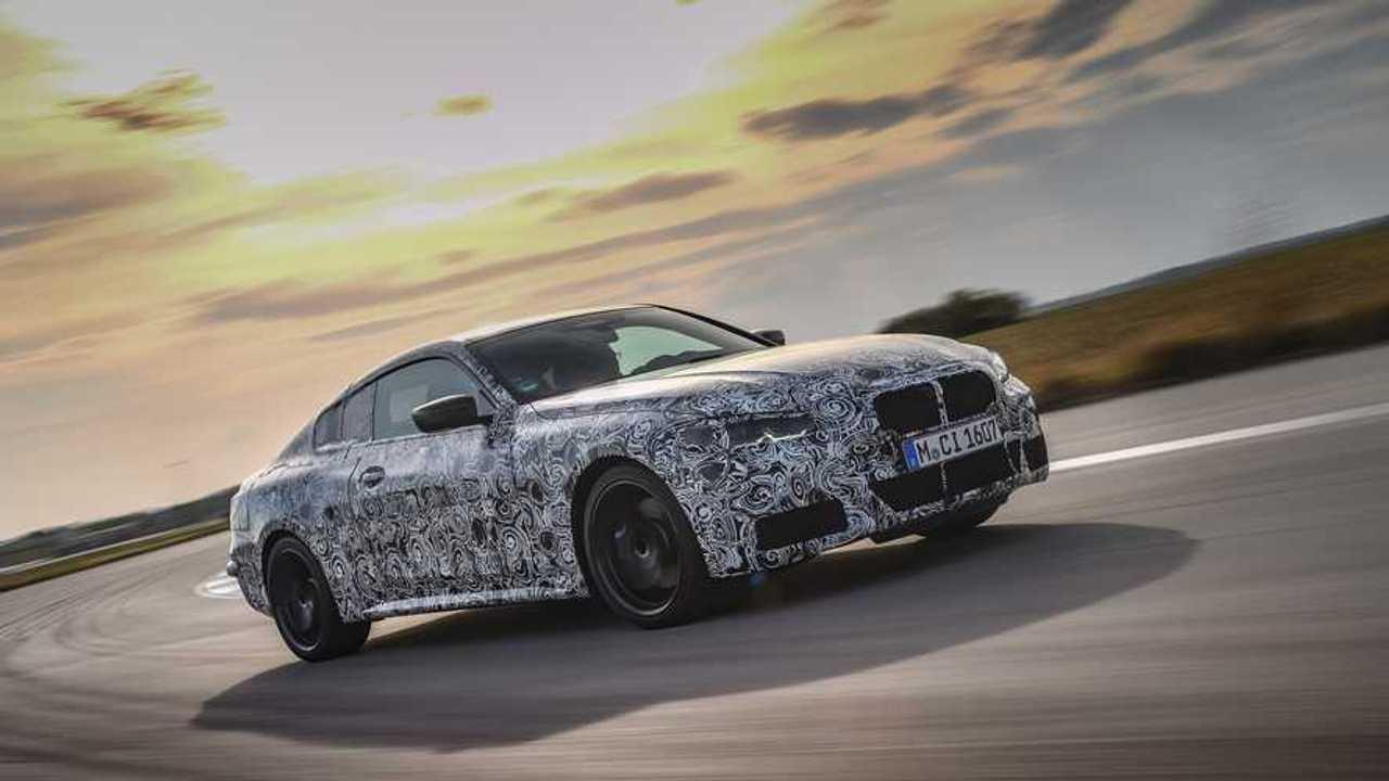 Primeiro contato: BMW Série 4 Coupe 2021