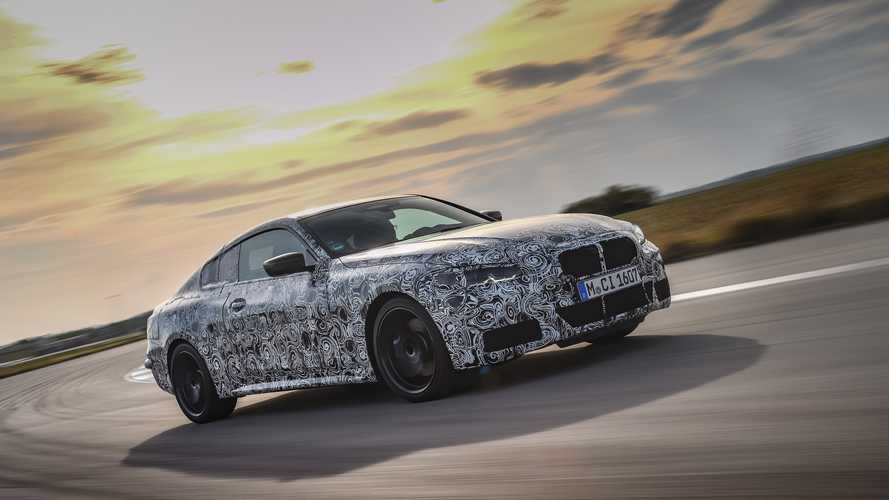 2020 BMW 4 Series Coupe Prototype: First Drive