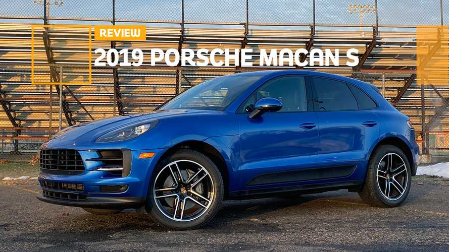 2019 Porsche Macan S Review: Yesteryear's Porsche, Today