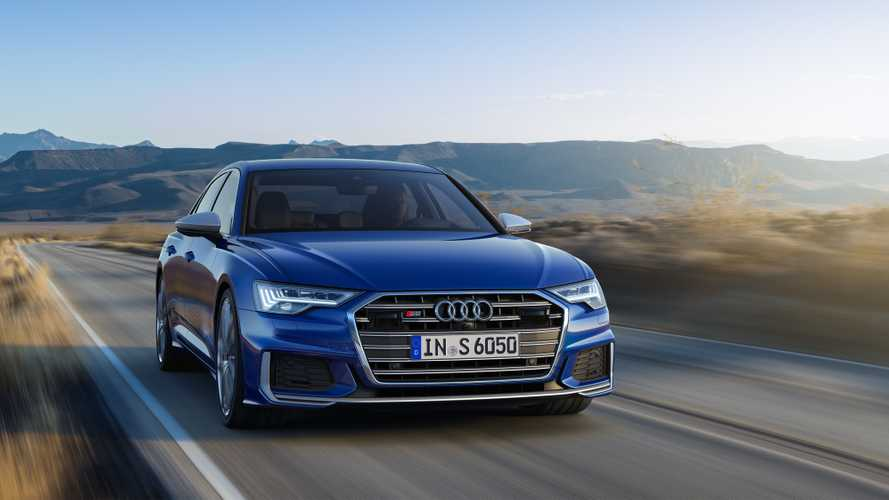 Новые Audi S6 и S7 Sportback добрались до России