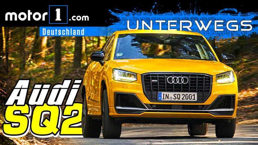 Video: Audi SQ2 im Test - schnell wie ein R8
