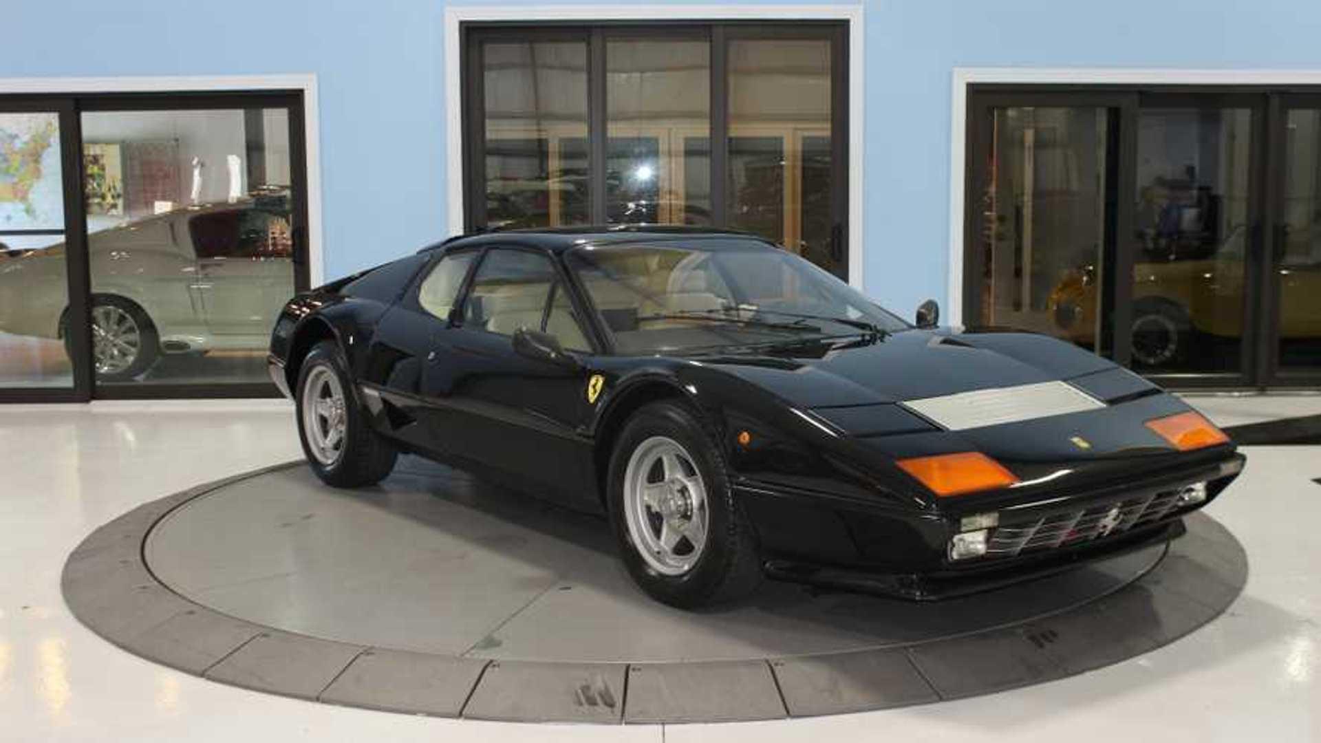 This 1983 Ferrari Bb512 Is A Flat 12 Powered Beauty Motorious