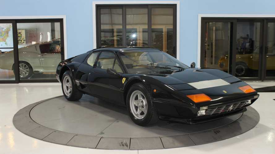 This 1983 Ferrari BB512 Is A Flat-12 Powered Beauty