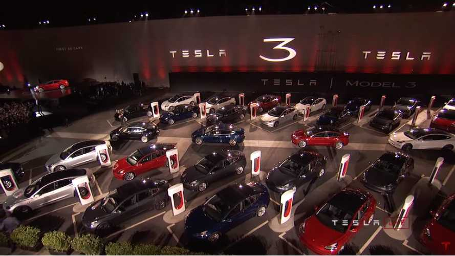 Cumulative Production Of Tesla Model 3 Crosses 30,000