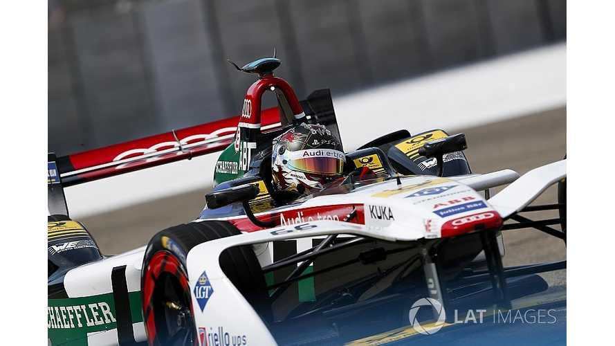 Berlin ePrix: Audi Finish 1-2 With Apt Win, Vergne Extends Lead
