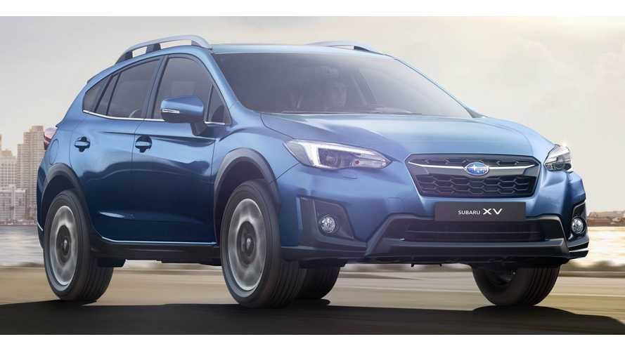 Subaru: PHEV To Debut Next Year, BEV by 2021, As Electrification Leads in R&D Push