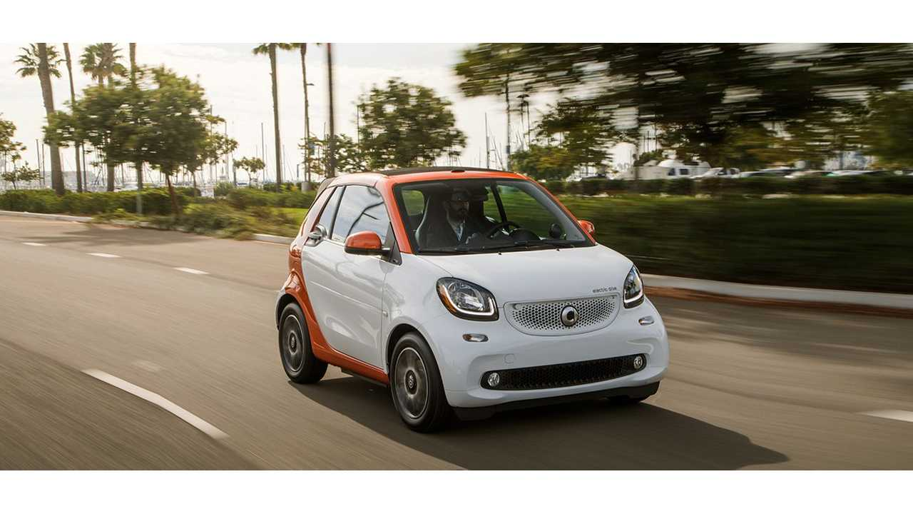 Here Are The Cheapest Electric Cars Available In The U.S.