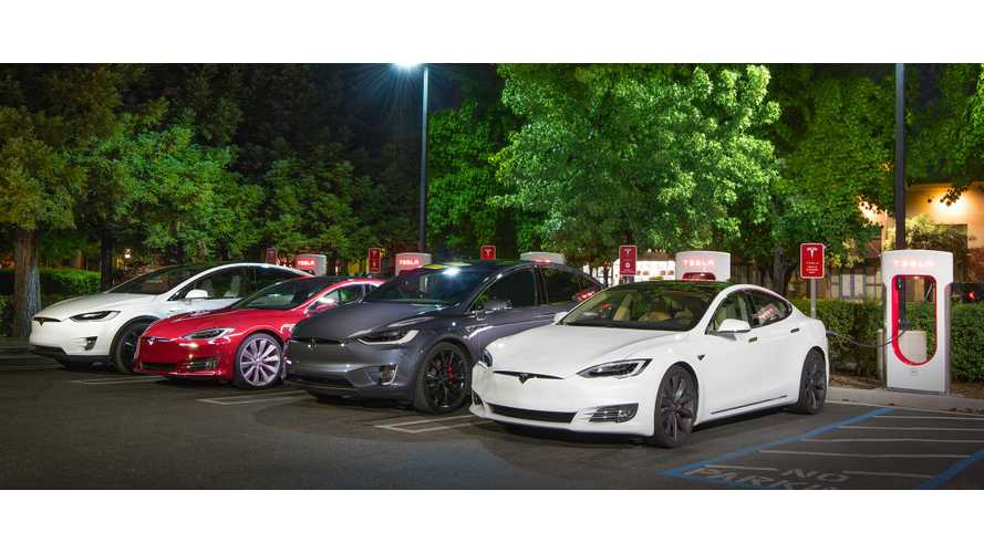 J.B. Straubel Says Tesla Is In Talks With Other Automakers On Supercharger Network