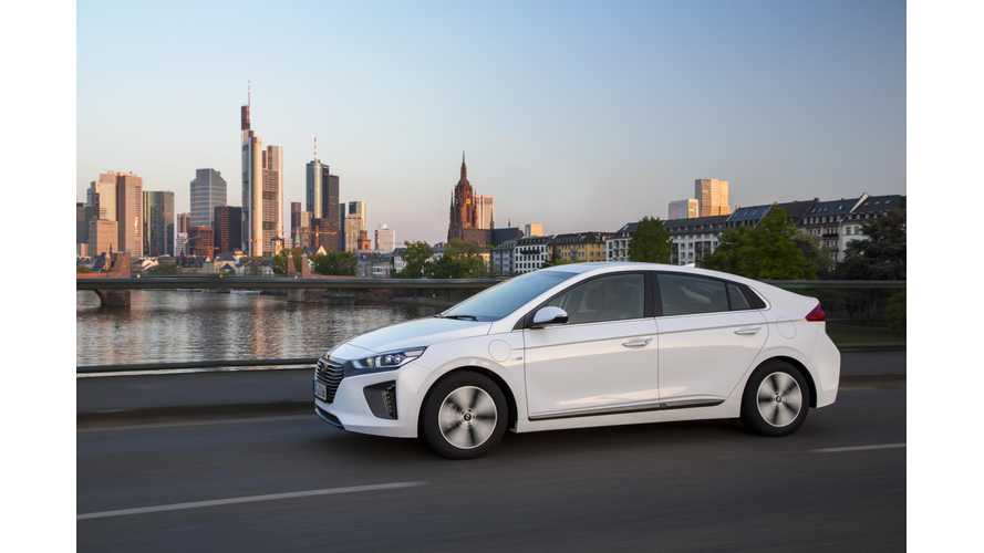 Hyundai IONIQ PHEV Launches In UK With Aggressive Pricing