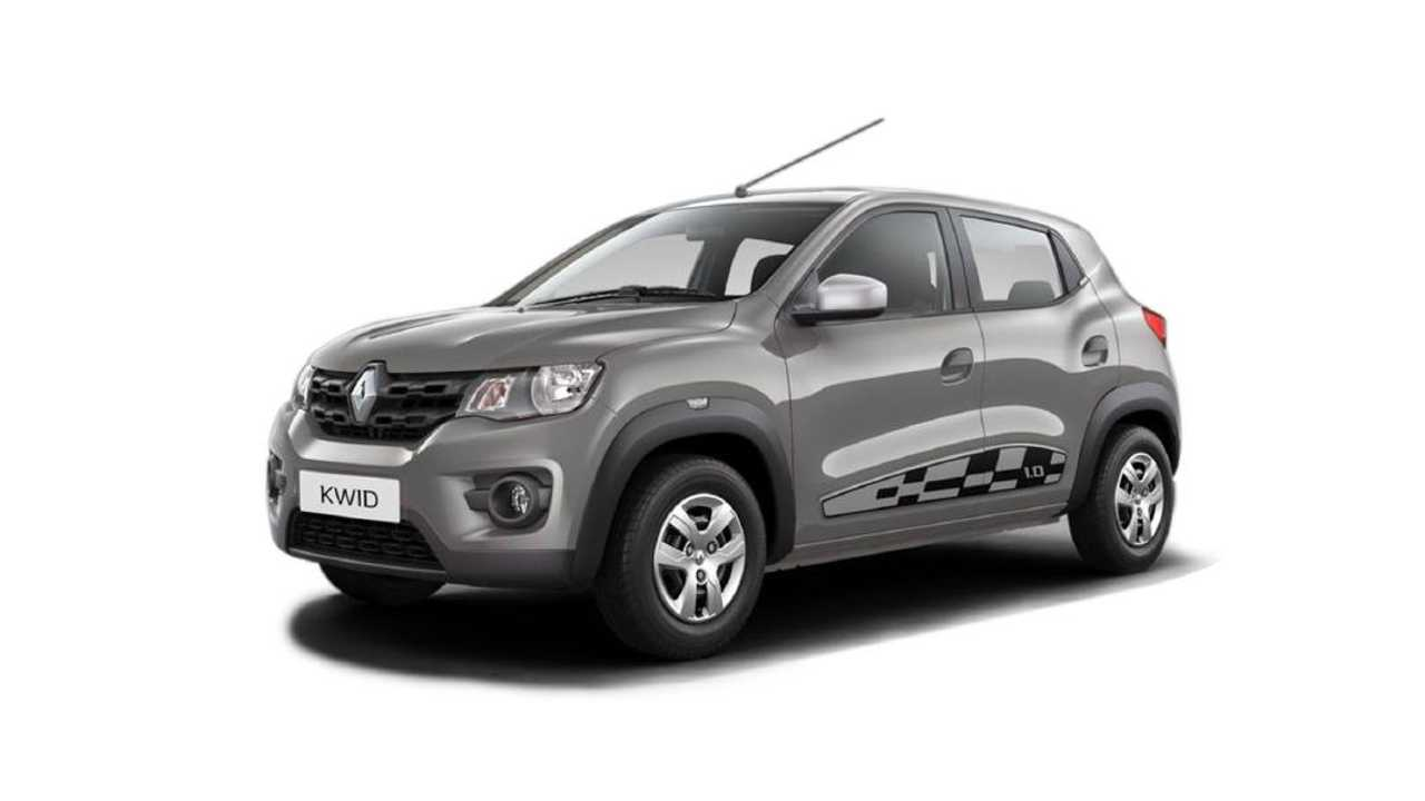 Renault Reportedly Working On Kwid Electric: Price Of $8,500