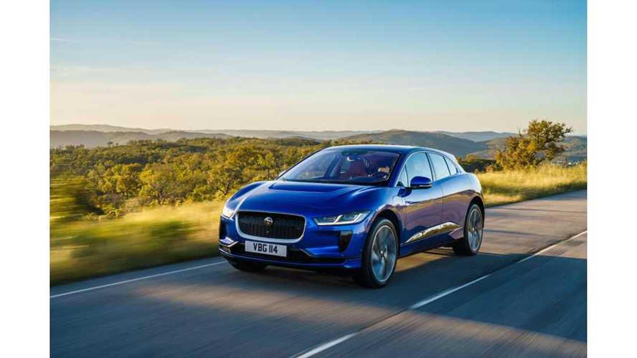 UK Ambassador Goes Road-Tripping In U.S. In Jaguar I-Pace