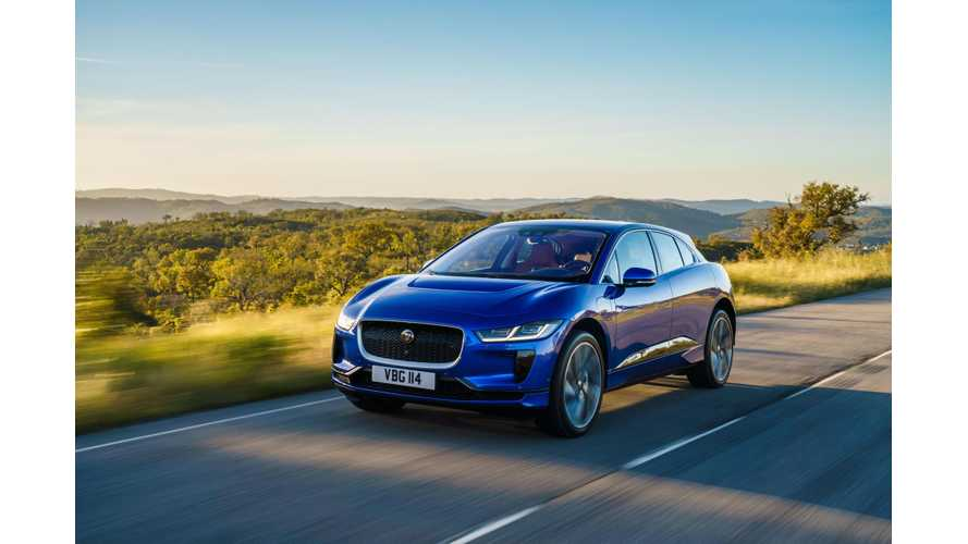 UK Ambassador Goes Road-Tripping In U.S. In Jaguar I-Pace