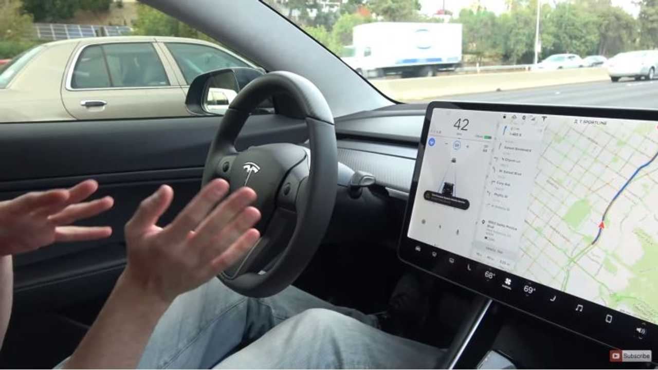 Tesla Model 3 Outperforms In New IIHS Level 2 Autonomy Tests