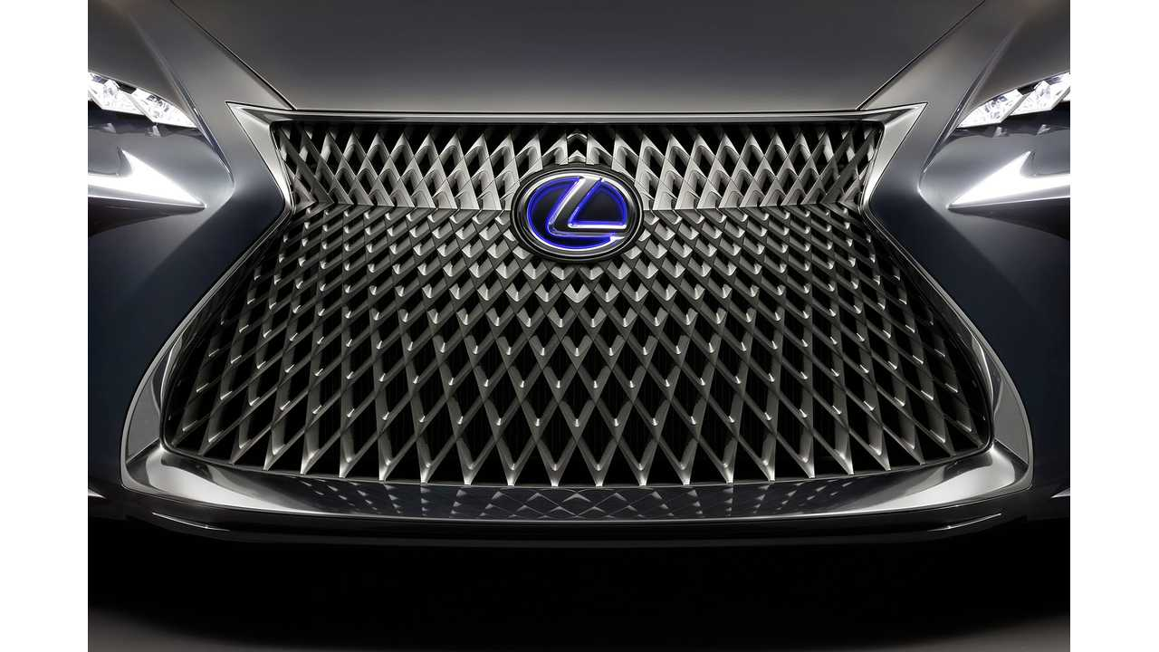 Lexus CEO Presents His Anti-EV Case