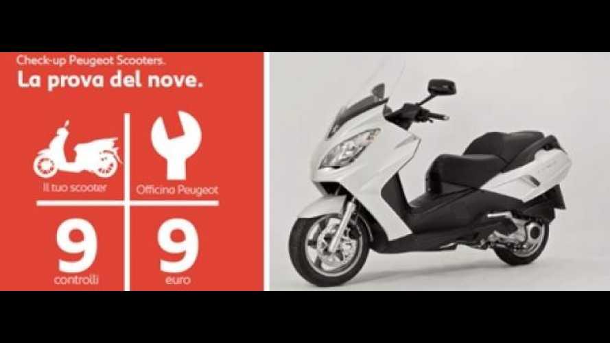 "Peugeot Scooter: ""Sicurezza matematica"""