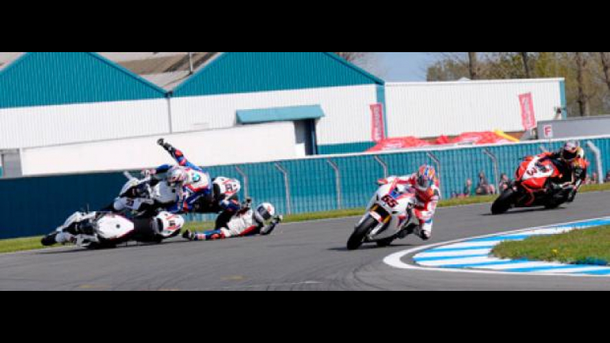 WSBK 2012 Donington - Race Review