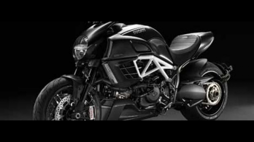 Nuova Ducati Diavel Amg Special Edition