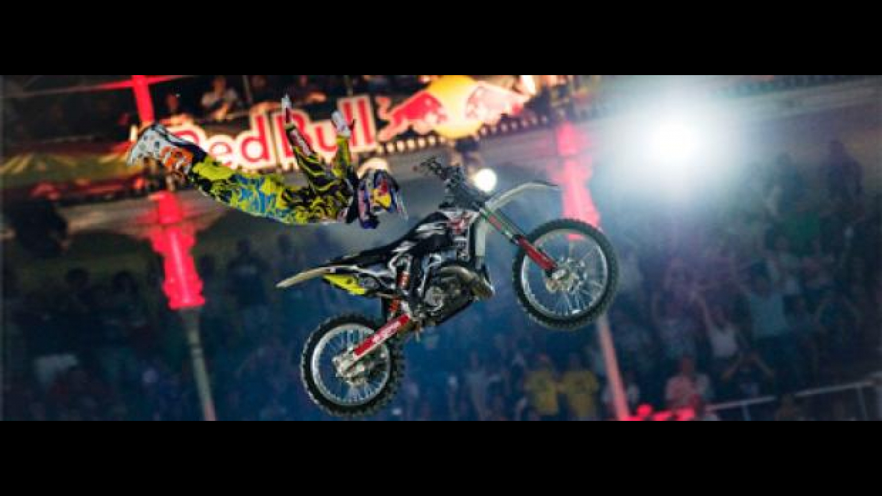 Red Bull X-Fighters 2012: il calendario ufficiale