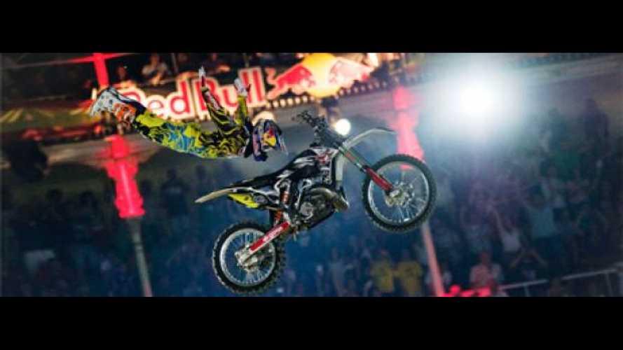 Red Bull X-Fighters 2012: il calendario ufficiale