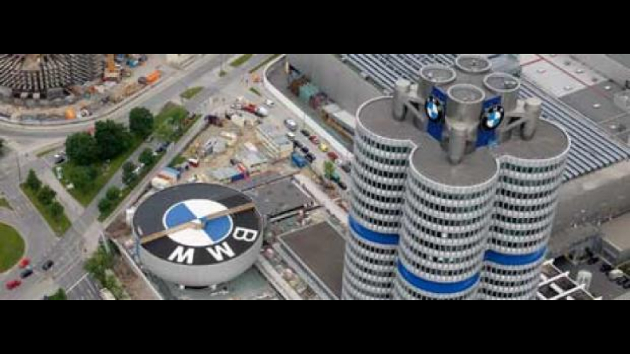 BMW Group assume 3.500 dipendenti