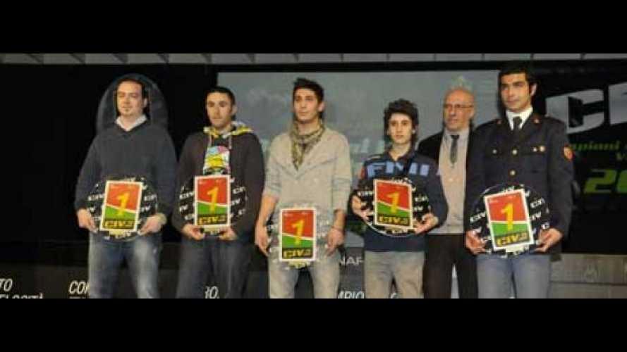 Motor Bike Expo 2012: la FMI premia i Campioni 2011