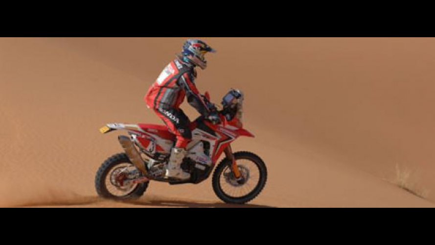 Rally del Marocco 2012: Day1 a Rodrigues - VIDEO