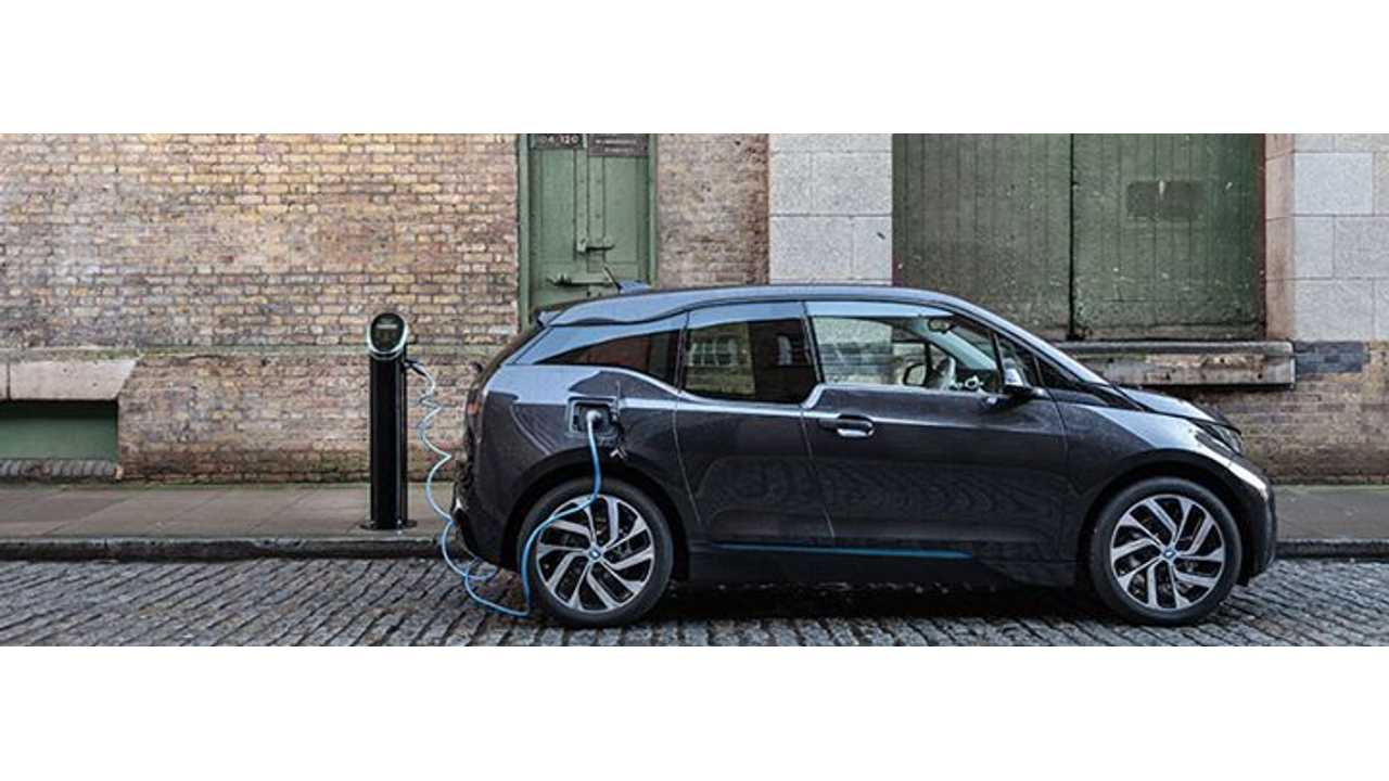 Most BMW i3s Sold In Europe Were Equipped With Range-Extender