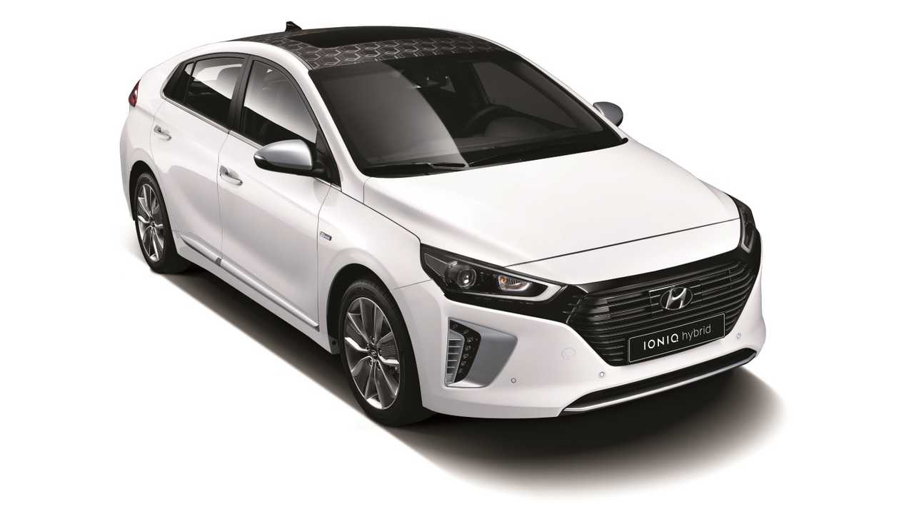 Hyundai IONIQ Gets Fully Revealed - Images Plus Video