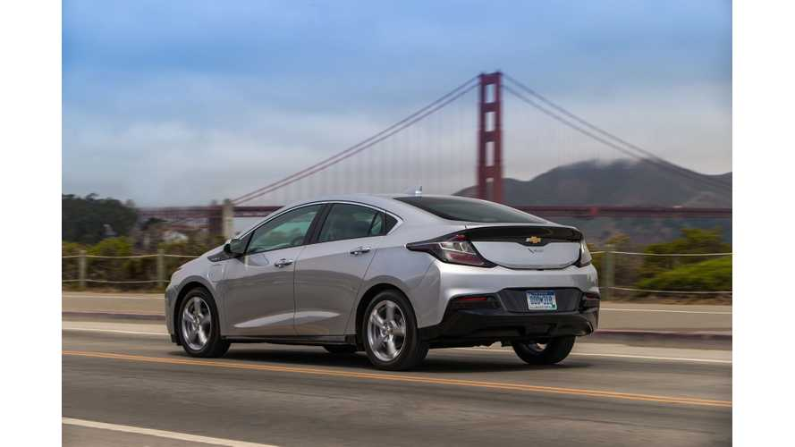 Is The Chevy Volt The World's Best New Electric Car?