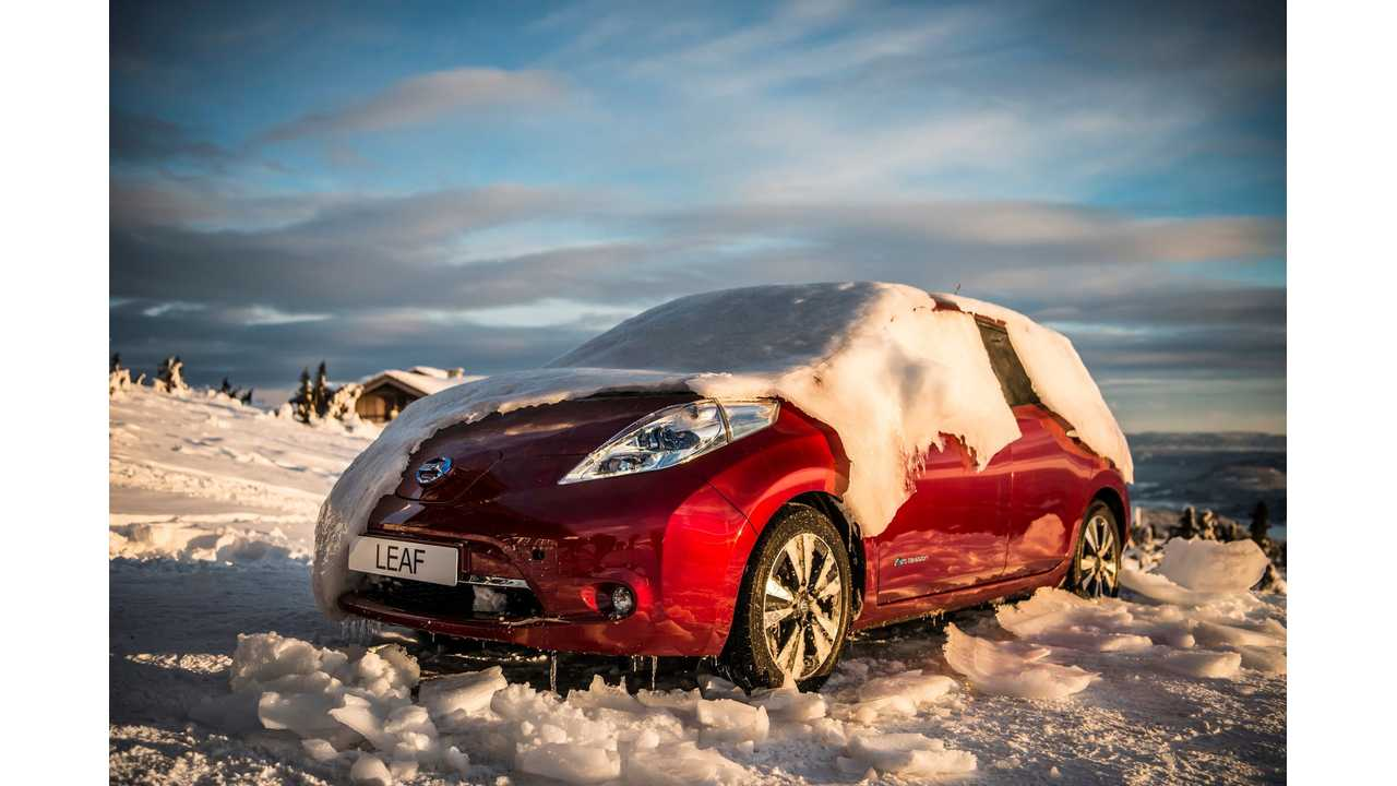Nissan LEAF US Sales Continue Winter Blues In February